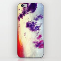 Disappearing Sunset iPhone & iPod Skin