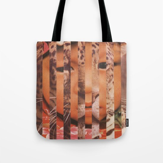 snoleoparden Tote Bag