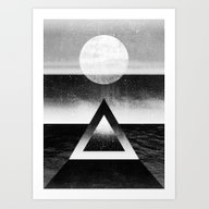 Art Print featuring Exploring New Dimensions… by Elisabeth Fredriksso…