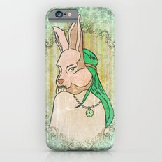 Follow the White Rabbit iPhone 6s Slim Case