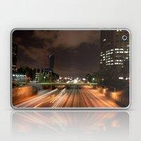 01 - DownTown_LA Laptop & iPad Skin