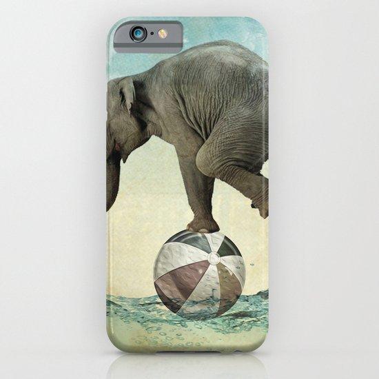 Elephant at Sea iPhone & iPod Case