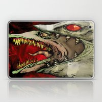 The Worm Of Saturn Laptop & iPad Skin