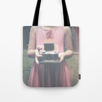 Dreams and Pictures Tote Bag