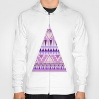 Aztec; Purple Dreams Hoody