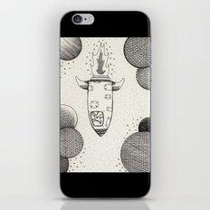 Spacerat´s Adventures iPhone & iPod Skin