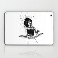 Hiromi Laptop & iPad Skin