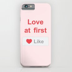 YOUNG LOVE iPhone 6 Slim Case