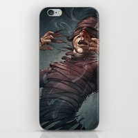 Changes In The Tide iPhone & iPod Skin