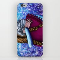 Anna And Elsa ~Frozen iPhone & iPod Skin