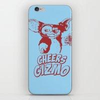 Cheers Gizmo iPhone & iPod Skin