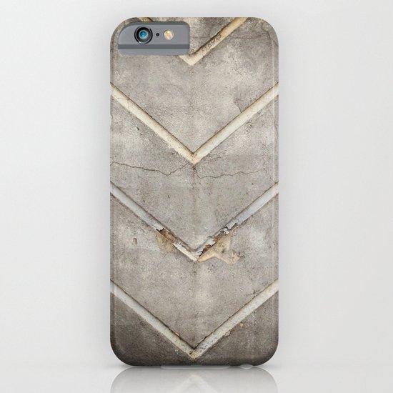 Concrete Chevron iPhone & iPod Case