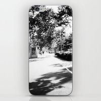 Gran Via De Les Corts Ca… iPhone & iPod Skin
