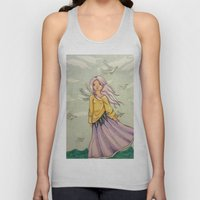 We Angels Don't Fly Unisex Tank Top