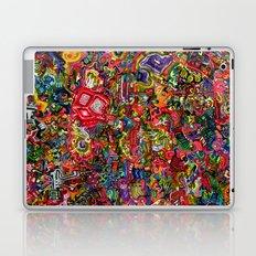 Planetary Funk Laptop & iPad Skin