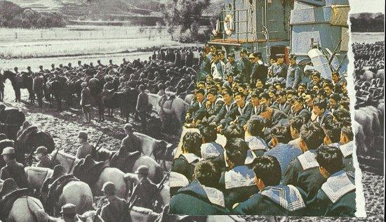 Sun Yat-sen/Mao Art Print