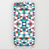 iPhone & iPod Case featuring Geometric #3 by Project M