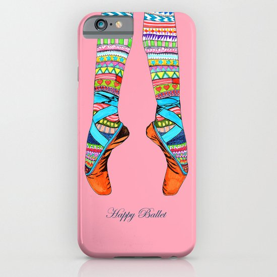 Happy Ballet iPhone & iPod Case