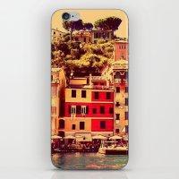 Buongiorno Portofino! iPhone & iPod Skin
