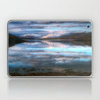 Morning Reflections On Loch Leven Laptop & iPad Skin