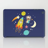 Space Critters iPad Case