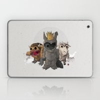 Wild one³ Laptop & iPad Skin
