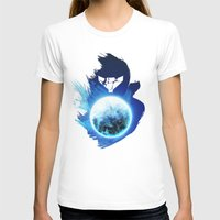 Metroid Prime 3: Corrupt… Womens Fitted Tee White SMALL