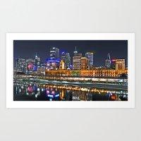 Flinders Art Print