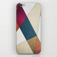 Geometric A/W iPhone & iPod Skin