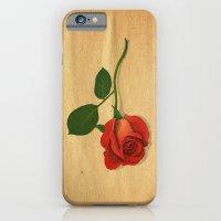 A Rose iPhone 6 Slim Case