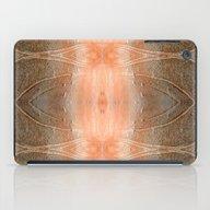 Pink-gray Pattern iPad Case