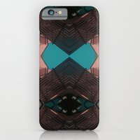 iPhone & iPod Case featuring My city is my spaceship by Meo Commeo