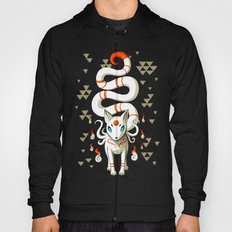 Long Tail Fox Hoody