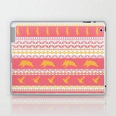 AZTEC Animal Parade Laptop & iPad Skin