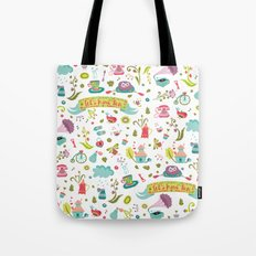 Let's have some FUN Tote Bag