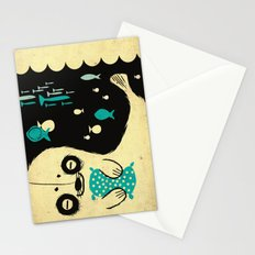 Panda Seal Stationery Cards