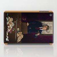 I. The Magician iPad Case