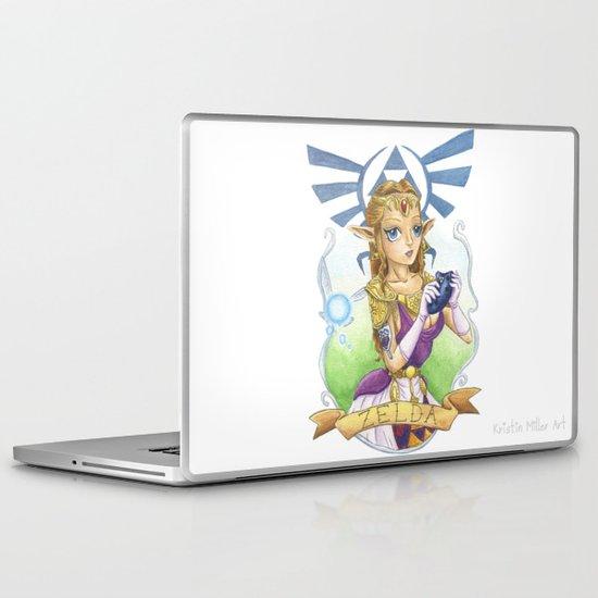 Tattooed Zelda Laptop & iPad Skin