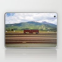 Train Car. Laptop & iPad Skin