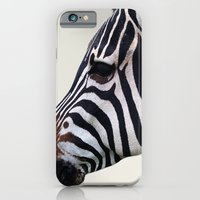 iPhone & iPod Case featuring Zebra Love by YM_Art by Yv✿n / aka Yanieck Mariani