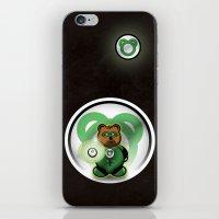 Super Bears - The Green … iPhone & iPod Skin