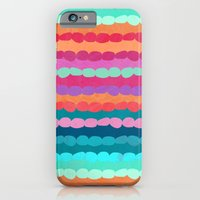 Brite Stripe iPhone 6 Slim Case