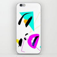 High Pitch iPhone & iPod Skin