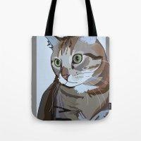 Sophie Cat Tote Bag
