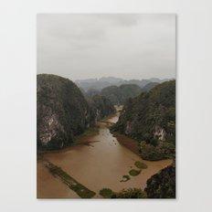 Ninh Binh - Vietnam Canvas Print