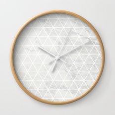 TriangUlina Wall Clock