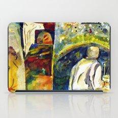 The Painter's Studio iPad Case