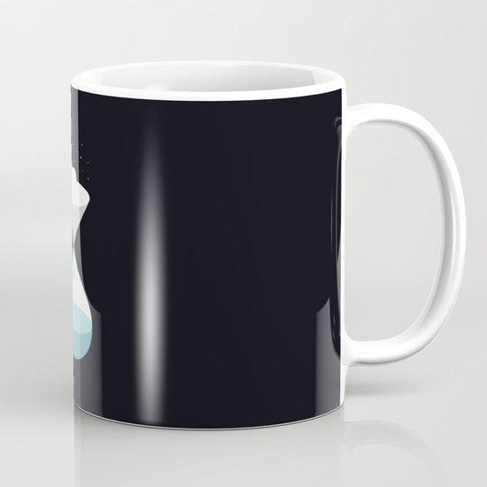 terminally ill polar bear Mug