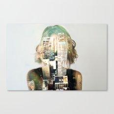 Insideout 2 Canvas Print