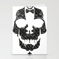 TML SKULLIFASHION Stationery Cards